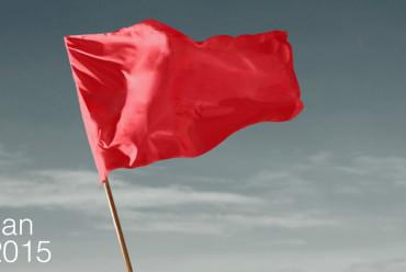 Bandeiras tarifárias começam a valer já com bandeira vermelha