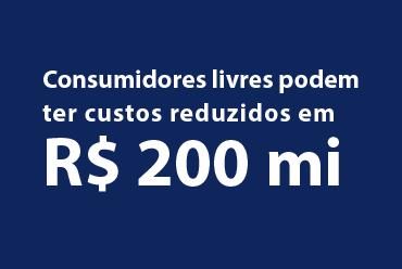 Nova regra de rateio de térmicas pode reduzir custos para consumidores livres em R$ 200 mi