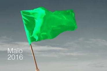 Bandeira tarifária verde para maio.