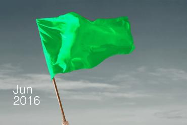 Bandeira tarifária verde para junho