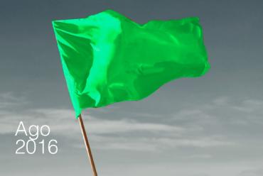 Bandeira tarifária em agosto segue verde