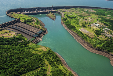Sul e Sudeste vão arcar com novos custos de Itaipu