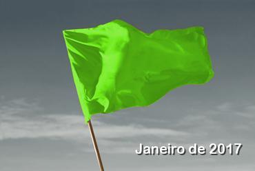 BANDEIRA TARIFÁRIA DE JANEIRO SERÁ VERDE
