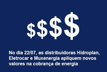 Distribuidoras do Rio Grande do Sul têm reajuste em julho