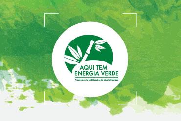 Prime Energy Recebe Selo Energia Verde