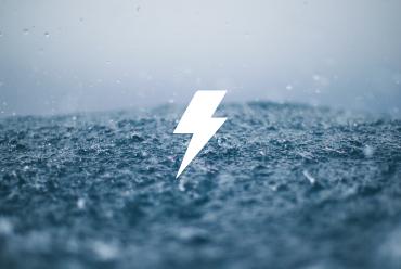 No mês de junho os valores passam de R$ 100 MWh por conta da chuva
