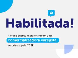 Prime Energy comercializadora varejista