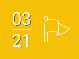 Bandeira Tarifária Amarela março/2021