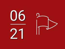 Bandeira vermelha patamar 2 para junho 2021