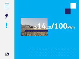 A cada 100 kWh, consumidor passará a pagar taxa de R$ 14,20
